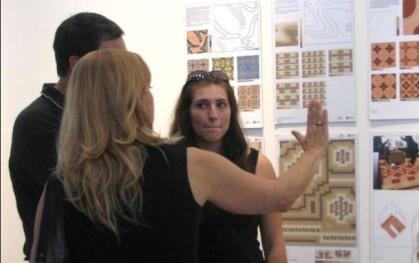 Exposición de los trabajos participantes