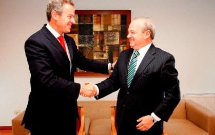 Federico Valdés y Alfonso Mujica