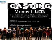Casting Musical nota