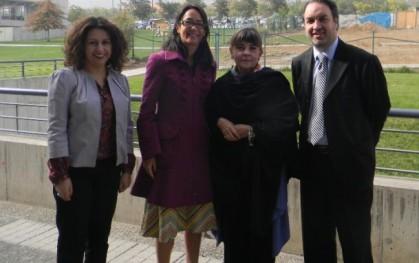 Isabel Rodríguez, Mala Htun, Diana López-Rey, Gonzalo Müller.