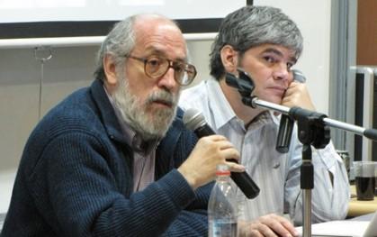 Luis Urrutia y Juan Cristóbal Guarello