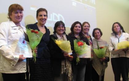 Presentación GEM Mujer en Concepción