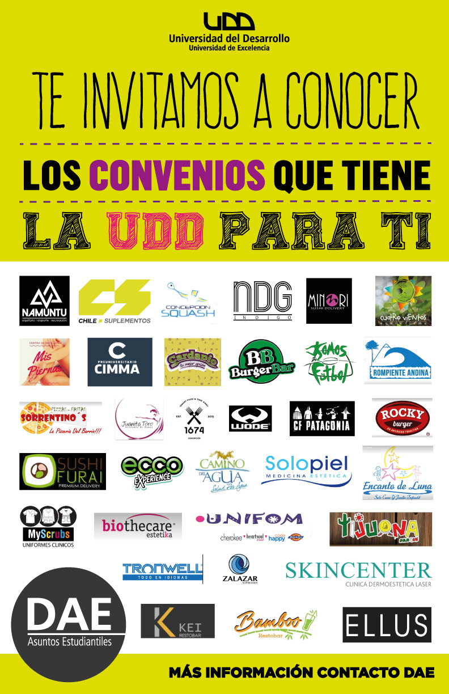 d93a3ceedb Descuentos Alumnos UDD Concepción | Universidad del Desarrollo