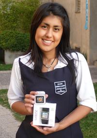 Daniela Rosas Mariano - Liceo Carmela Carvajal de Prat