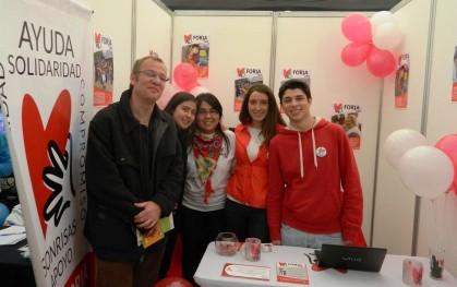 Felipe Kast, Pilar Vidal, Francisca Alvarez, Pamela Navarrete y Alberto Slutter.