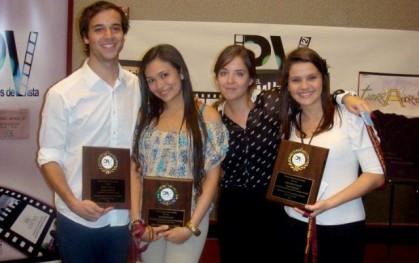 Premiación en Texas
