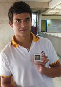 Tomás Rivas Bastías - Colegio San Gabriel