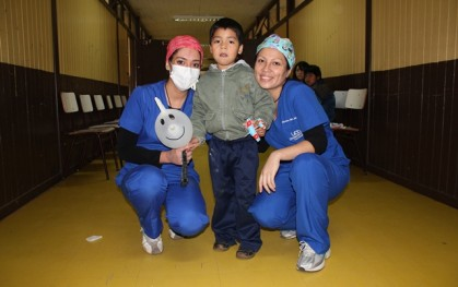 Operativo Dental en Ralco