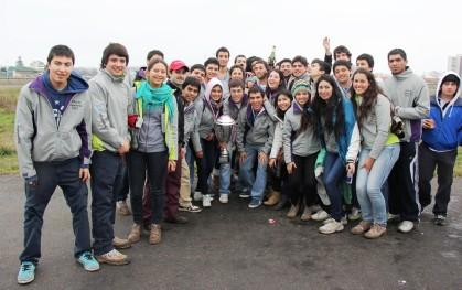 Alumnos de Ingeniería UDD Santiago y Concepción