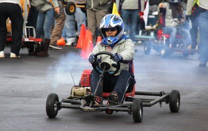 Carrera de carros 2012