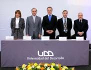 Inauguración Clínica Jurídica UDD