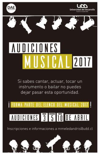 Audiciones 2017