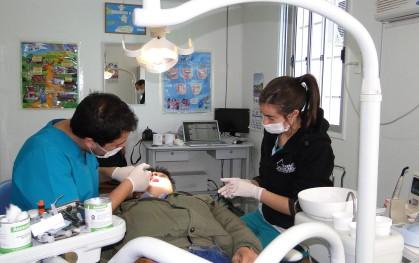 Intervención Odontológica