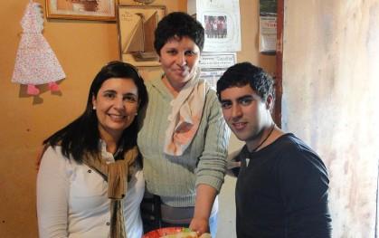 Visita de Vice Rectora, Florencia Jofré