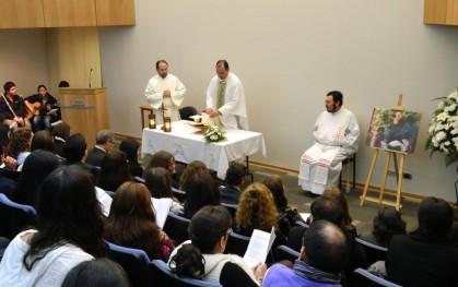 Misa en Concepción