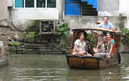 Canales de Sozhou