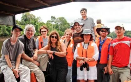 Expedición Amazonas RAD UDD 2012 1