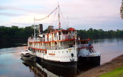 Expedición Amazonas RAD UDD 2012 2