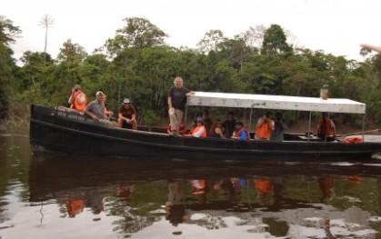 Expedición Amazonas RAD UDD 2012 5