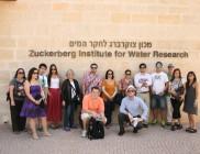 Innovadores del Futuro en el Zuckerberg Institute of Water Research