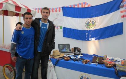 Stand El Salvador
