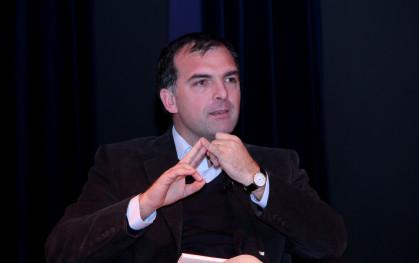 Ernesto Silva, diputado UDI