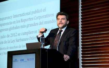 Rodrigo Diaz, director ejecutivo de Inteligencia de Negocios