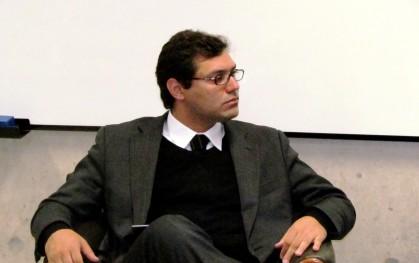 Sergio Verdugo, profesor de la Facultad de Derecho UDD