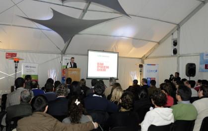 Lanzamiento UDD Ventures en Concepción