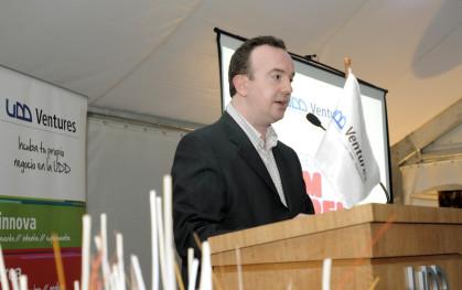 Paul O' Toole, director de UDD Ventures