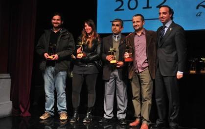 Premiación de CNTV