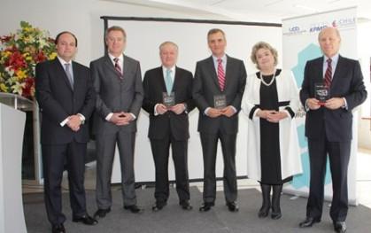 Ganadores premio 2012
