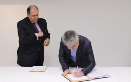 Mario Moure, Arturo Duclós