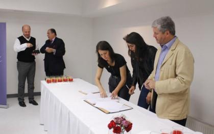 Martín Kowoll, Mario Moure, María Eugenia Sahli, Araceli Muñoz, Oscar Mackenney