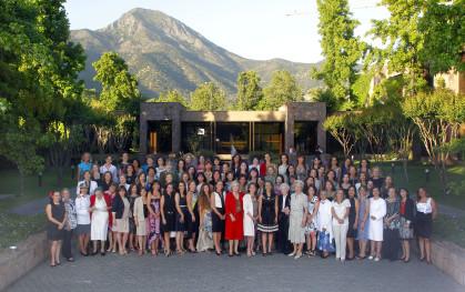 Mujeres líderes 2012