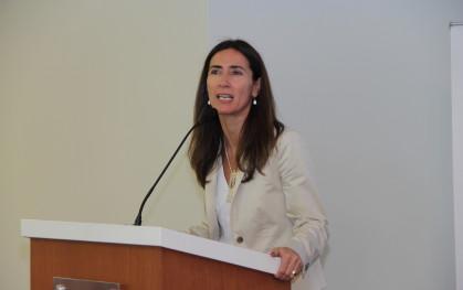 Carolina Schmidt, ministra del Sernam