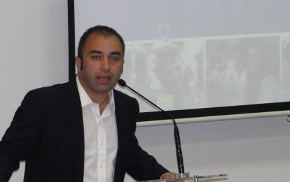 Rodrigo Arellano, director de Desarrollo Estudiantil
