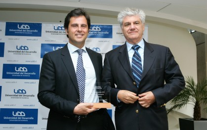 Diego Valenzuela y Carlos Eugenio Lavín