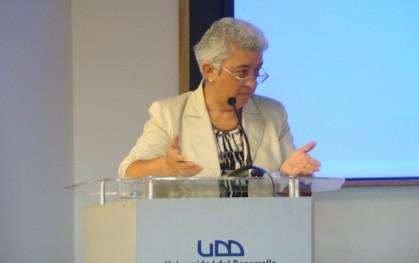 Eliana Corbett, directora del Colegio Institución Teresiana