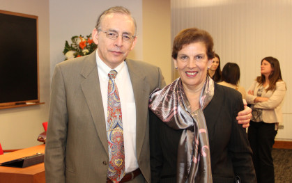 Augusto López Claros y Olga Pizarro