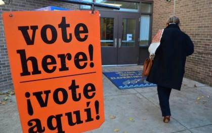 Lugar de votación