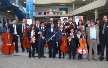 Miembros de la Orquesta, Director de la Orquesta y Director de Humanidades