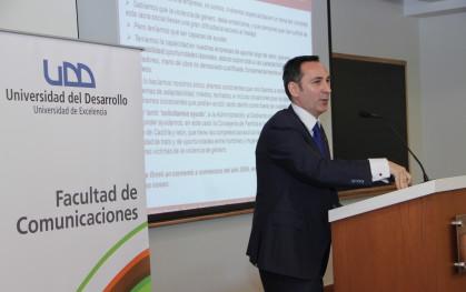 Miguel García, de Grupo Norte Chile