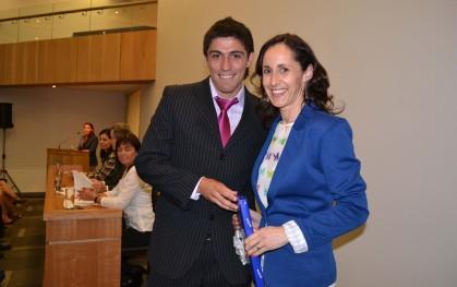 Premio Mejor Compañero Maximiliano Rabanal. Concepción