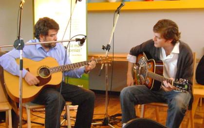 Armando Roa y Alejandro Artigas