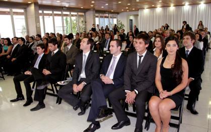 Ceremonia de Titulación Ingeniería Civil