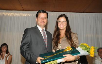 Pablo Allard y Alicia de la Cerda