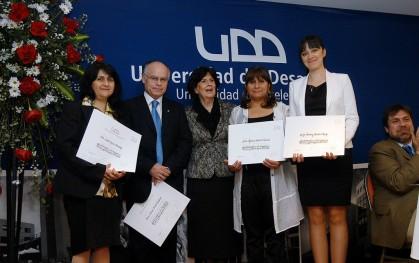 Titulación MDGEC 2012