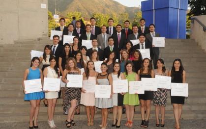 Titulados Odontología 2012