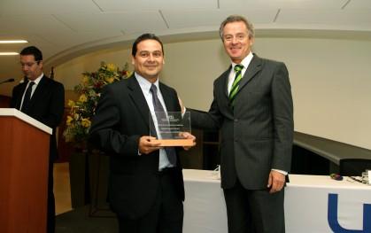 Mauricio Aguirre y Federico Valdés